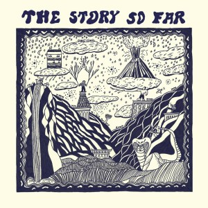 Artwork for The Story So Far's upcoming album. IMAGE: Facebook
