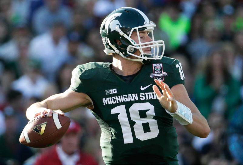 Justin's Way Too Early 2016 NFL Mock Draft