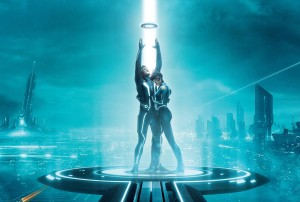 "It is unknown if or when Disney will greenlight the third ""Tron"" film. IMAGE: blastr.com"