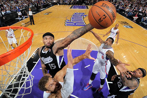 DeMarcus Cousins Shouldn't be Traded