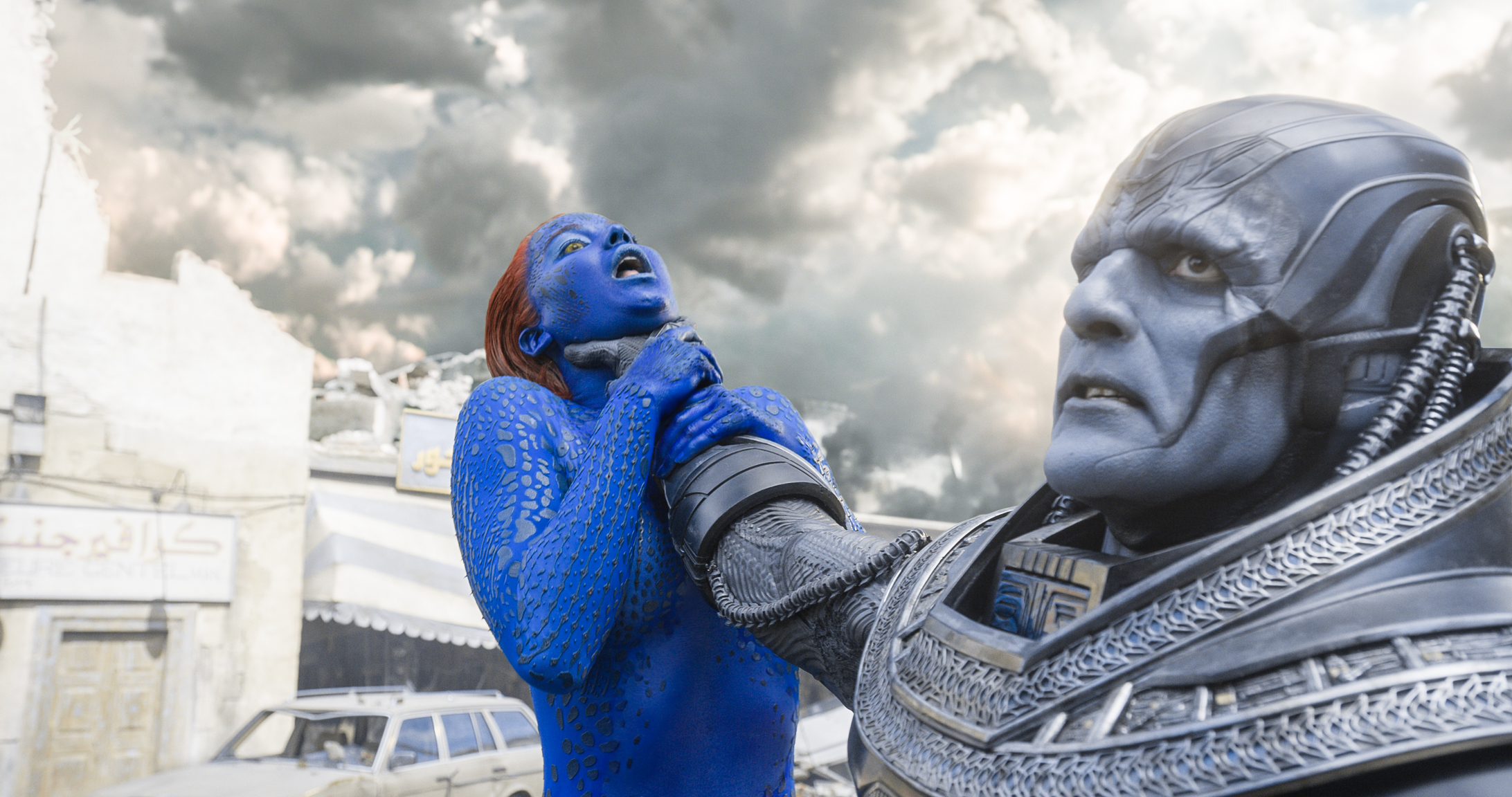 """X-Men: Apocalypse"" Falls Short of Expectations"
