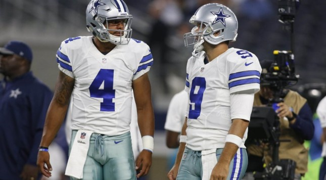 Who Should Dallas Start at QB When Tony Romo Returns?
