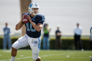 NCAA FOOTBALL: APR 13 North Carolina Spring Game