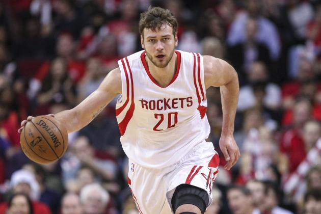 Nets are Screwed Out of Signing Donatas Montiejunas