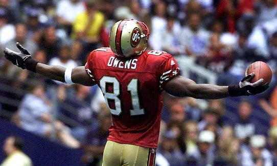 Here's a Ridiculous Reason Why One of the Hall of Fame Voters Didn't Select Terrell Owens