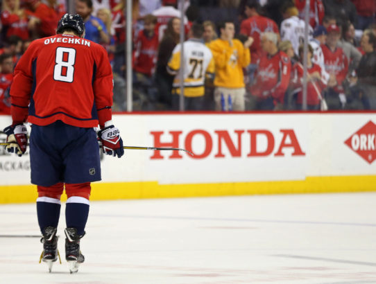 Are the Capitals and Ovechkin on the Verge of a Divorce?