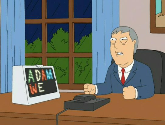 "Adam West's Best ""Family Guy"" Moments, Ranked"