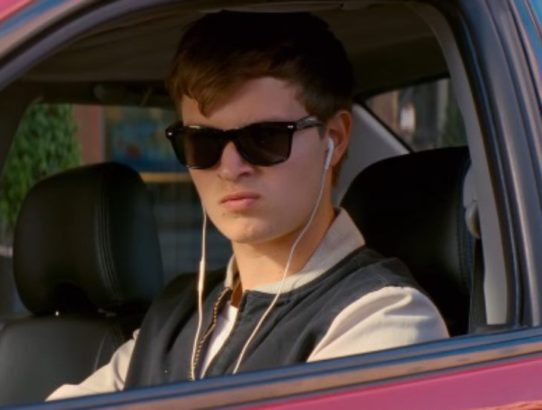 """Baby Driver"" Blends High-Speed Chases with Great Music"