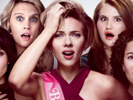 """""""Rough Night"""" Turns the Table on Raunchy Comedies"""