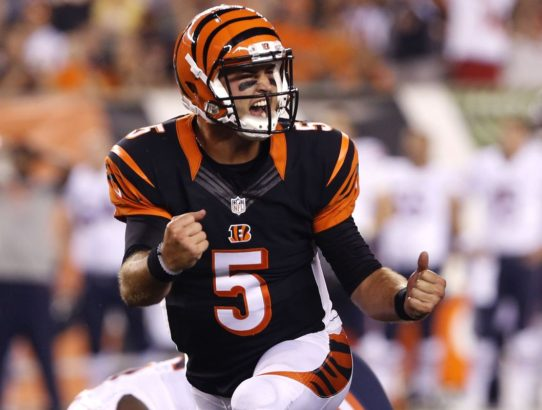 Cincinnati Turned Down a Second Round Pick for A.J. McCarron
