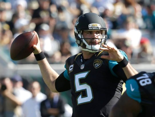 Report: Blake Bortles Could be Released