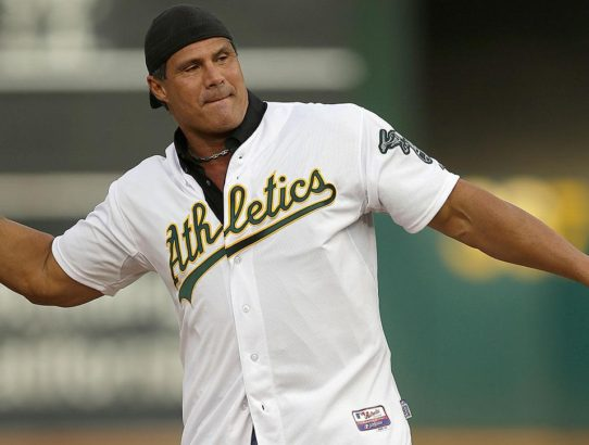 Jose Canseco is Talking Smack About Aaron Judge in Attempt to Stay Relevant