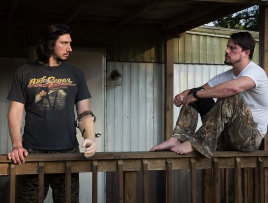 """Logan Lucky"" is a Poor Man's ""Oceans Eleven"""