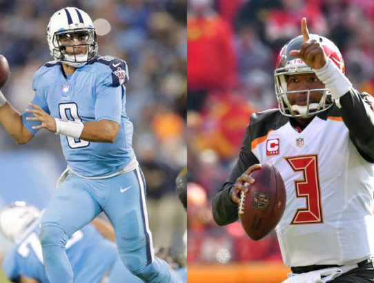 Marcus Mariota is Better Than Jameis Winston