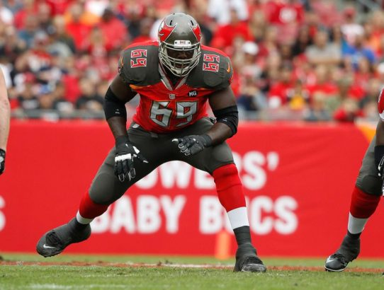 It's Time for Demar Dotson to Move to Left Tackle