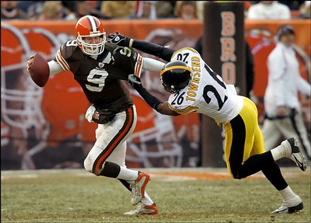 Remembering Every Quarterback Who Has Started for the Browns Since 1999