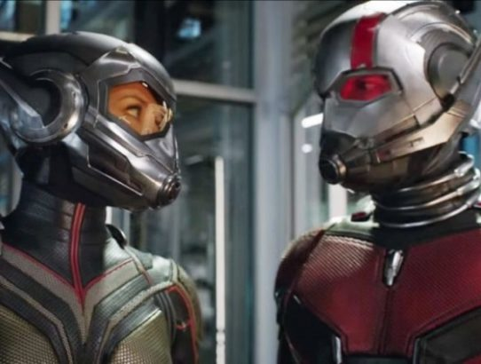 "Small Action Returns to the Big Screen in ""Ant-Man and the Wasp"""