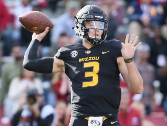 Throw Efficiency Grade: Drew Lock