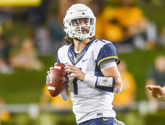 Throw Efficiency Grade: Will Grier