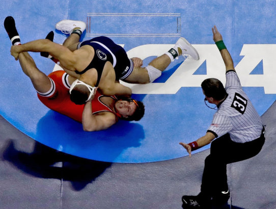 Six Ways to Improve High School Wrestling