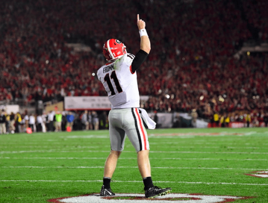 Throw Efficiency Grade: Jake Fromm