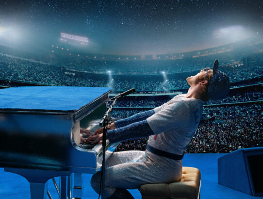 """Rocketman"" Fails to Blast Off"