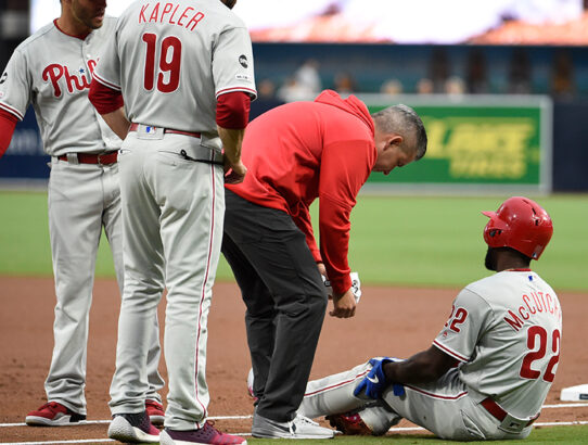 Are the Phillies in Trouble?