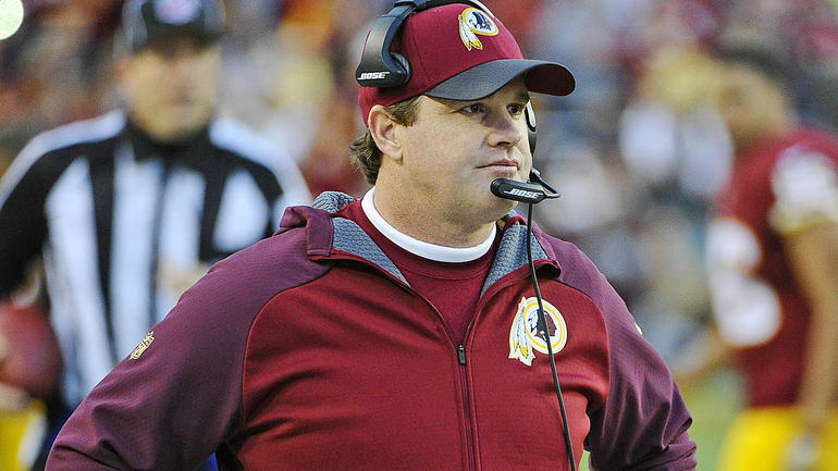 Washington Failed Jay Gruden