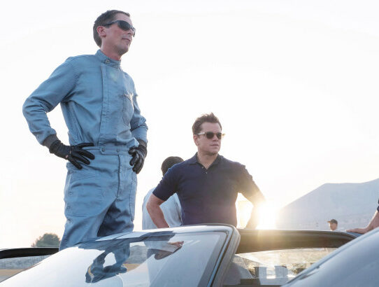 """Ford v Ferrari"" Blends Corporate Egotism with High Speed Thrills"