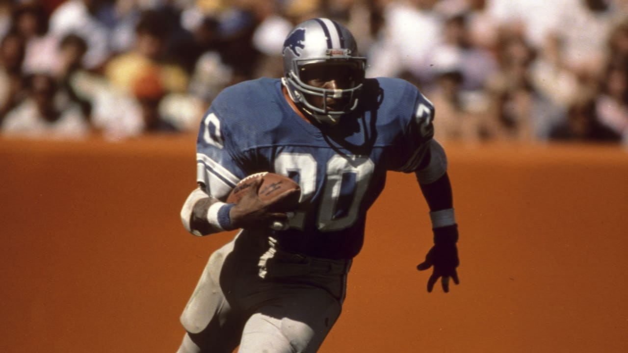 Billy Sims Knee