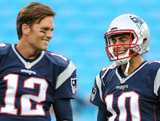 The Patriots Demise Began With Garoppolo's Departure, Not Brady's
