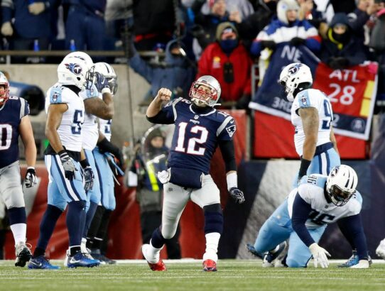 Pats Preview: Wild Card Weekend VS Tennessee Titans