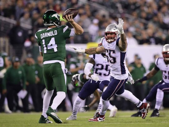Pats Preview: Week 9 at New York Jets